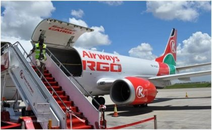 New Cargo Center to boost Kenya Airways' freight operations