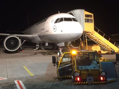 Lufthansa welcomes fifth A320neo into its fleet