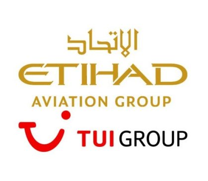 Etihad and TUI AG to create new European leisure airline group