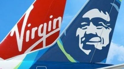 Justice Department clears Alaska Air Group's acquisition of Virgin America