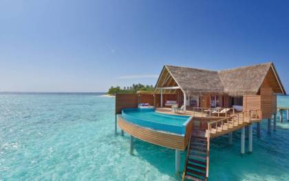 Milaidhoo Island Maldives opened its doors to guests