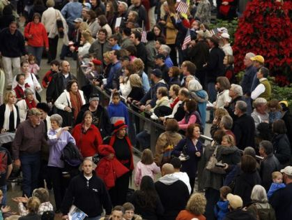 Prepare for influx! Sydney, Bangkok and Moscow airports will see biggest festive visitor surge