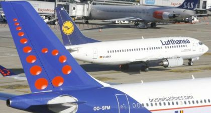 Lufthansa and Brussels Airlines: Shaping the future together