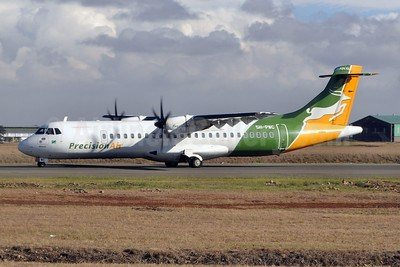 Etihad Airways signs codeshare agreement with Tanzania's Precision Air