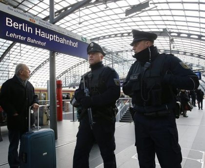 European capitals beef up security ahead of New Year festivities