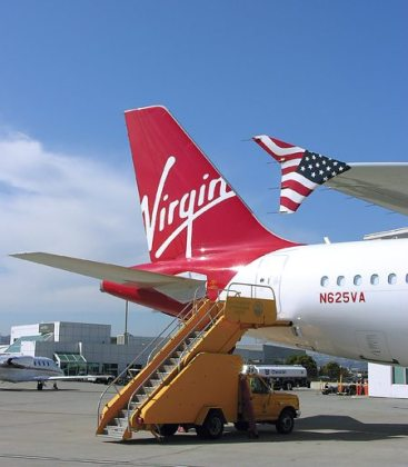 Virgin America: Traffic up 16.4 percent