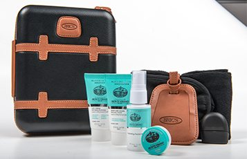 New premium amenity kits complement Qatar Airways' Business and First Class experience