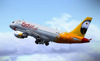 Fastjet eyeing South African domestic market