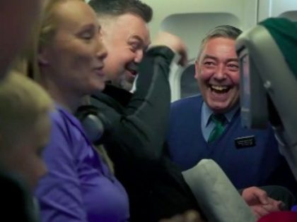"""From our seat to yours"" –  Aer Lingus bringing people home since 1936"