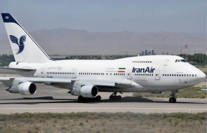 Pre-Trump deal for Iran: 80 Airplanes from Boeing