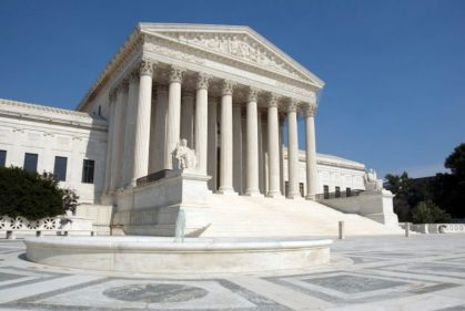 Flyers' rights of Supreme Court importance