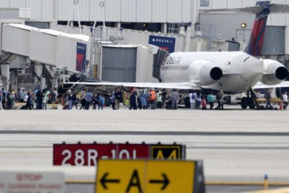 Delta cancels Fort Lauderdale flights, activates care team