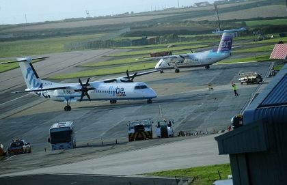 Cornwall Airport Newquay confirms Cork connection
