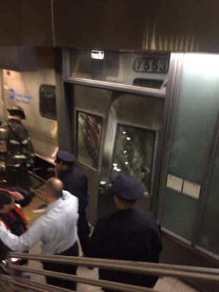Brooklyn's Atlantic Terminal train derailment injures 103