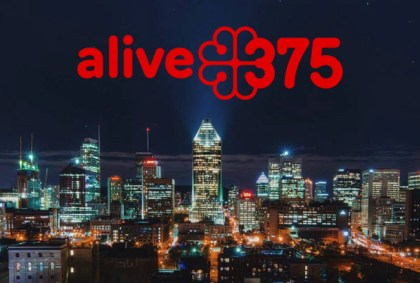Montréal's 375th anniversary celebrations – Events for the month of February