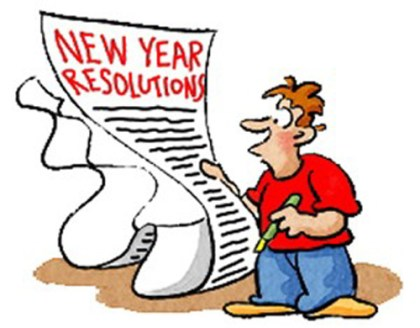 Americans look to get their bodies and wallets in shape with New Year's resolutions