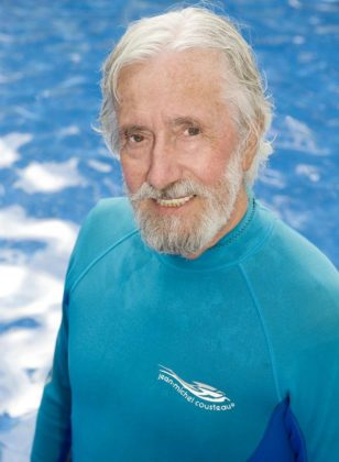 Famed oceanographer Jean-Michel Cousteau to join Crystal sailings