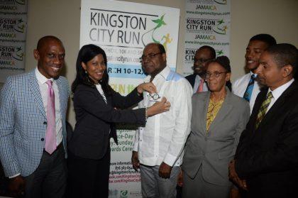Kingston City Run puts Jamaica's capital in the spotlight