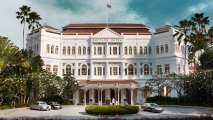 Raffles Hotel Celebrates 130 Iconic Years in Singapore