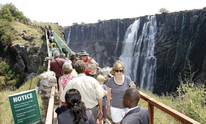 "Zimbabwe Tourism: Tax on tourism ""totally unnecessary?"""