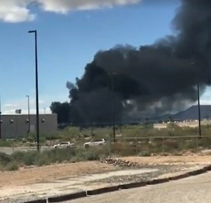 Deadly plane crash in Tucson