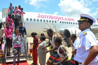 Travel Chaos over the Holidays at Jambojet