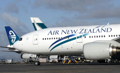Air New Zealand reports strong half year result