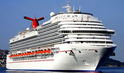 Carnival Dream undergoes multi-million-dollar renovation