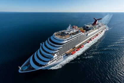 Carnival Horizon's inaugural schedule to include cruises from New York to Bermuda