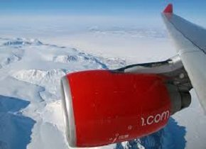 Ice-cold anniversary: airberlin's 10th special flight to the North Pole