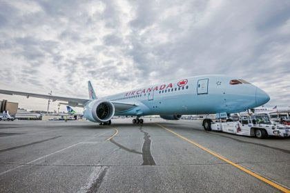 Air Canada inaugurates first Montreal-Shanghai nonstop flights