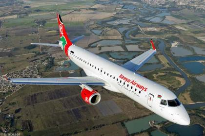 Etihad Airways, Boeing 787 and Kenya Airways