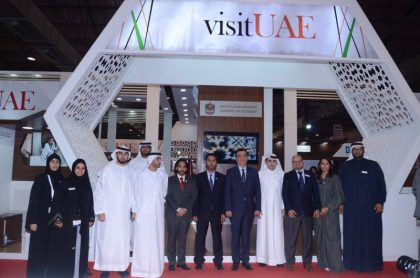 UAE with significant delegation attending OTM in Mumbai