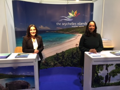 Seychelles participated at holiday show in Ireland