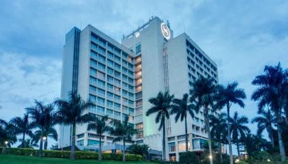 Sheraton Kampala: Half a century to look back
