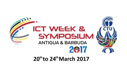 Antigua and Barbuda to host CTU's ICT Week and Symposium