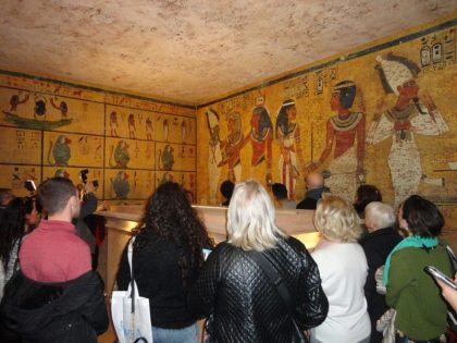 Three days full of Egyptian immersion at Archeo in Italy