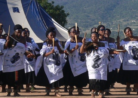 The Kingdom of Swaziland – Marula Festival