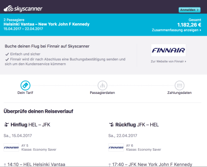 Finnair, Skyscanner and Amadeus join forces to boost conversion with assisted bookings