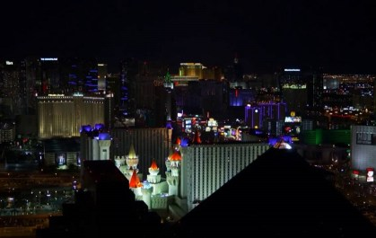 MGM Resorts joins world observance of Earth Hour 2017