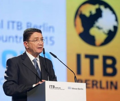 UNWTO chief at  ITB Berlin: Tourism opens our hearts and our minds