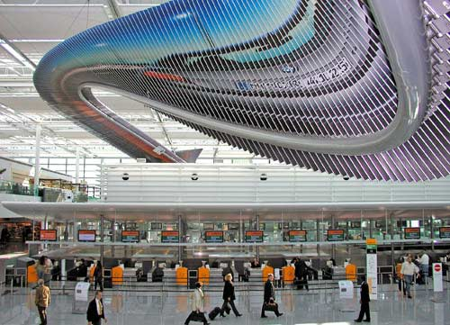 World's best airport terminal is in Munich
