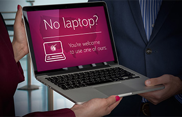 Electronics ban? What ban? Qatar Airways offers free laptops on US-bound flights