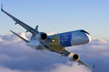 Embraer flies E195-E2 ahead of schedule