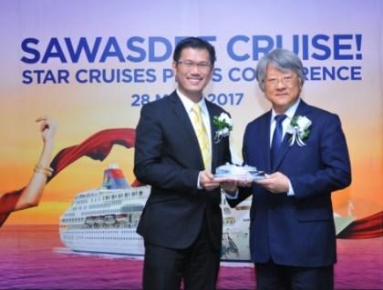 Star Cruises announces inaugural homeport at Laem Chabang