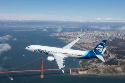 Alaska Airlines to serve Mexico City from San Francisco, Los Angeles and San Diego