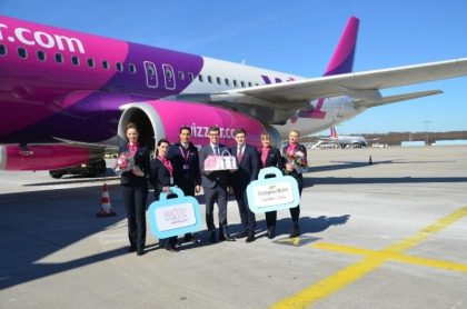 Cologne Bonn welcomes S17 with Wizz Air