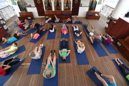 Star Clippers announce new yoga cruises for 2017