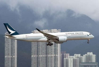Cathay Pacific to add four nonstop flights between San Francisco and Hong Kong