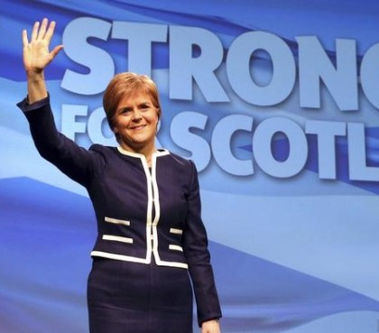 First Minister Sturgeon: Scotland's future 'should not be imposed'